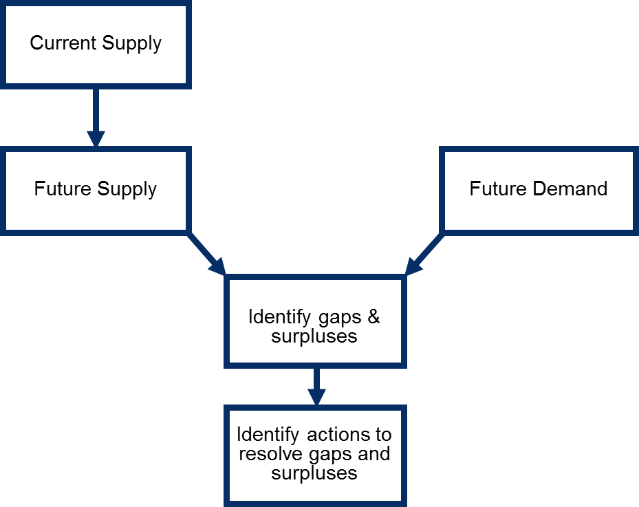 strategic resourcing process
