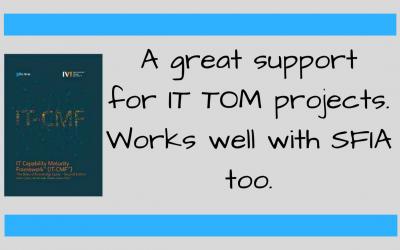 Book review – IT Capability Maturity Framework