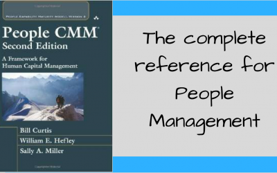 Book review – People Capability Maturity Model PCMM
