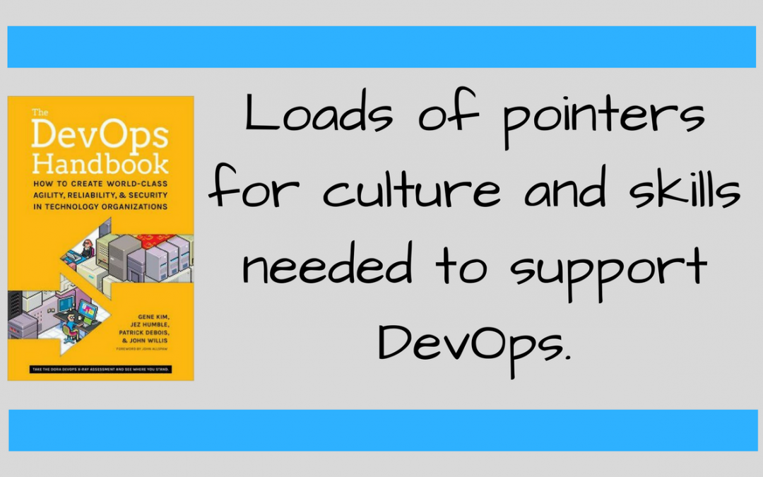 Book Review – The DevOps Handbook – Coming Soon
